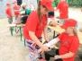 """dienos stovyklą """"Jaunasis gelbėtojas 2017"""""""