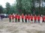 """Vasaros stovykla \""""Jaunasis gelbėtojas 2011\"""" Valčiūnų poligone. II pamaina"""